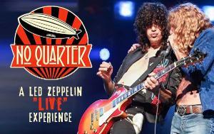 Patchogue Theatre Presents NO QUARTER Led Zeppelin Tribute