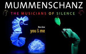 Patchogue Theatre Presents MUMMENSCHANZ