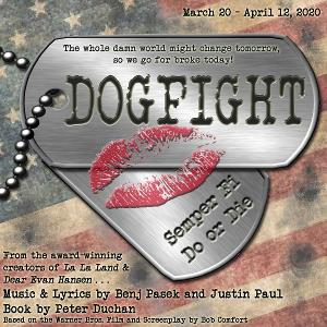 DOGFIGHT Comes to Spotlighters Theatre