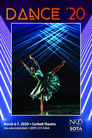 NKU Dance Concert Features New Works By Guest Artists