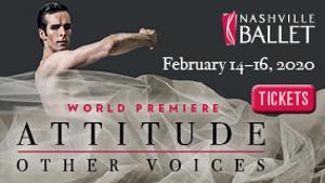 Nashville Ballet's 35th Season Revealed