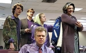 Monster Box Theatre Presents NEXT TO NORMAL
