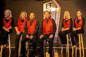 Vocal Group Aka To Perform At HCCT