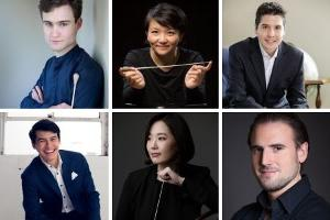 Six Conductors Selected For League's 2020 Bruno Walter National Conductor Preview