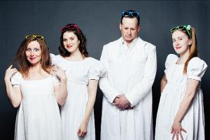 Theatre Kapow's PRIDE & PREJUDICE Begins This Month At The Bank Of New Hampshire Stage