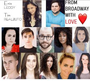 FROM BROADWAY WITH LOVE Comes to the Laurie Beechman Tonight