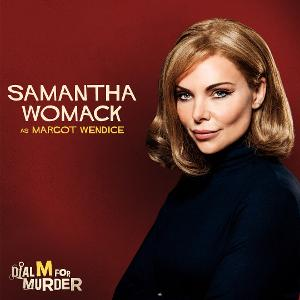 Samantha Womack Joins Tom Chambers in UK Tour Of DIAL M FOR MURDER