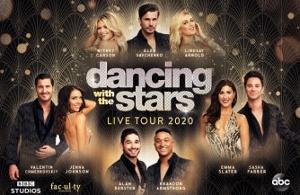 DANCING WITH THE STARS LIVE Tour 2020 Stops At Segerstrom Center, 3/25