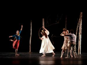 Centenary Stage Company Continues  Dance Series With Moe-tion Dance Theater