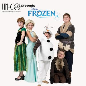 Students From 15 Area Towns Perform In Un-Common's FROZEN JR.