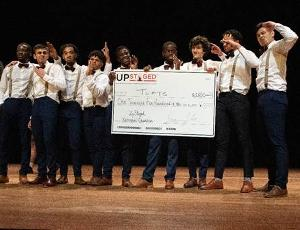 Tufts University's Blackout Step Team Wins UPSTAGED 1: STEP AND THE CITY