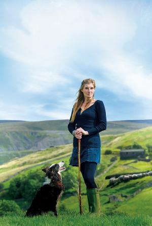 Yorkshire Shepherdess Brings Her Story To Parr Hall