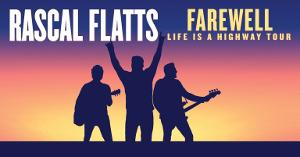 Rascal Flatts Adds More Dates To Tour Due To Overwhelming Demand