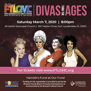 Travel Through The Last 100 Years With Fort Lauderdale Gay Men's Chorus' DIVAS THRU THE AGES