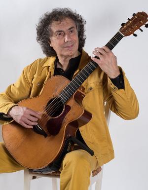 Guitarist Pierre Bensusan Announces CD Release Concert at Eddie's Attic