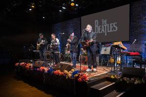 Experience The Beatles' White Album Live! with The Moondogs