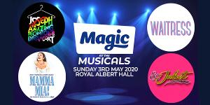 MAGIC AT THE MUSICALS Returns This Year With & JULIET, WAITRESS, JOSEPH..., and More!