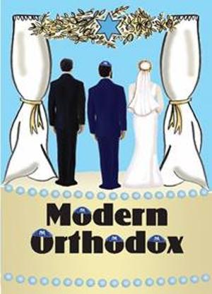 Jewish Repertory Theatre Presents MODERN ORTHODOX By Daniel Goldfarb
