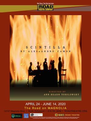 Road Theatre Company Presents the World Premiere Of SCINTILLA