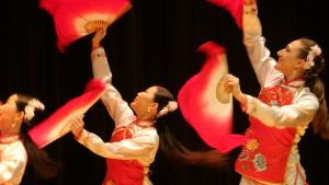 Nai-Ni Chen Dance Company, New Jersey Tap Ensemble And Umoja Dance Company Present Dance Showcase