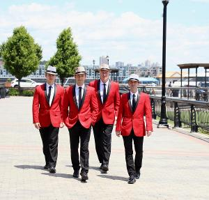 THE JERSEY TENORS Come to Ridgefield in April