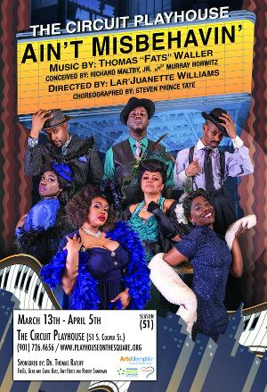 Playhouse On The Square Revives AIN'T MISBEHAVIN'