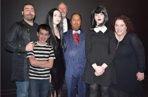 MCP Announces The Cast Of THE ADDAMS FAMILY