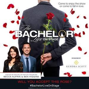THE BACHELOR LIVE ON STAGE Announces Hometown Bachelor!