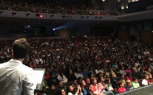 New West Symphony Connects 4,000 Students To Music With Interactive Concerts