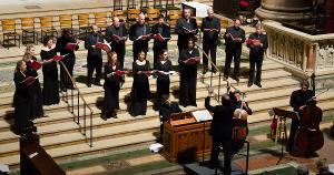 The Cathedral Choir And Ensemble 1047 Will Perform Johann Sebastian Bach's, St. John Passion