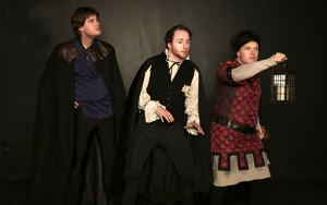Acts To Grind Theatre Presents HAM, A LOT - A Lot Like Hamlet But Way More Awesome