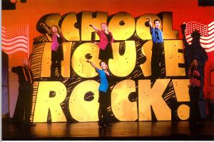 SCHOOLHOUSE ROCK LIVE Comes to 3Below Theaters