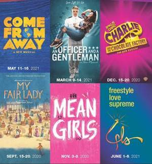 MEAN GIRLS, COME FROM AWAY and More Announced for Broadway Series At Walton Arts Center