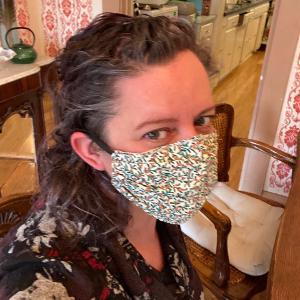 Clarence Brown Costume Shop Makes Masks For UT Medical Center