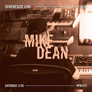 Musicians Come Together For Moog Music's SYNTHESIZE LIVE