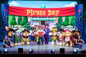 PAW PATROL LIVE! THE GREAT PIRATE ADVENTURE Rescheduled For August 28-30 At The Ohio Theatre