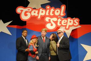 Satirical Performing Group The Capitol Steps Reschedule April San Francisco Date