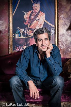 Actor/Comedian Frank Ferrante Hosts Live Show From Living Room