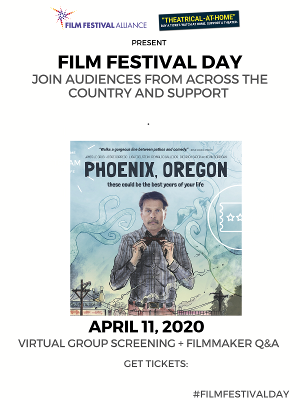 Oxford Film Festival To Lead National Q&A for Virtual Film Festival Day