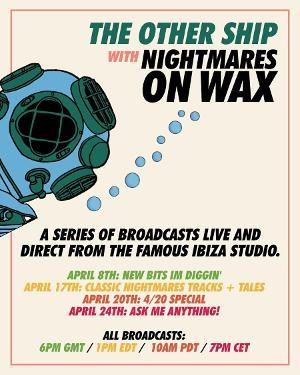 Nightmares On Wax Shares New Livestream Event Schedule