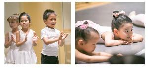 American Ballet Theatre William J. Gillespie SchoolOffersOnline Classes For Children Ages 2-8