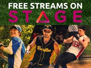 'Free Streams On STAGE' Continues With THURSDAY IN THE PARK Broadway Softball League Reality Show