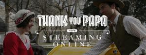 Hale Center Theater Orem Will Stream THANK YOU PAPA