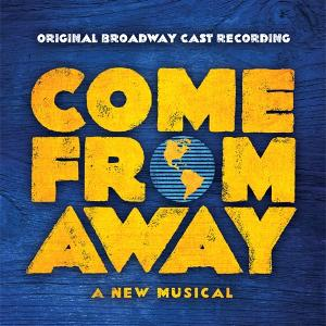 COME FROM AWAY Will Release a 2-LP Blue Vinyl Set on May 15