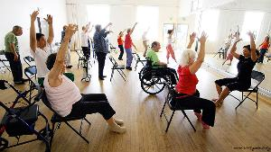 Invertigo Dance Theatre Offers Dancing Through Parkinson's Classes Online