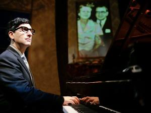HERSHEY FELDER AS IRVING BERLIN Stream Announced To Benefit The Wallis