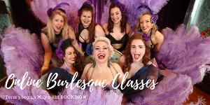 Maison Burlesque Has Gone Online!