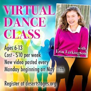 Desert Stages Announces New Virtual Dance Class