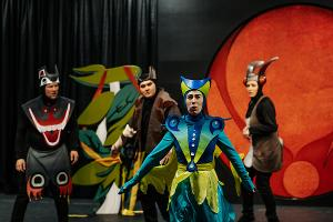 THE FLIGHT OF THE HUMMINGBIRD, An Opera For Children Streaming Beginning May 19