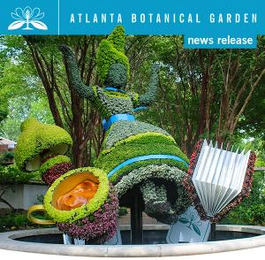 Garden Reopens With New Alice's Wonderland Reimagined May 23